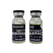 Boldenone 200 mg/ml 10ml Vial Hardcore Labs INJECTS
