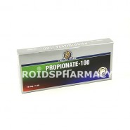 Testosterone Propionate 100mg/ml 10 x 1ml Ampoules Malay Tiger INJECTS