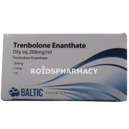 Trenbolone Enanthate 200mg/ml 10 x 1ml Ampullen Baltic Pharmaceuticals INJECTS